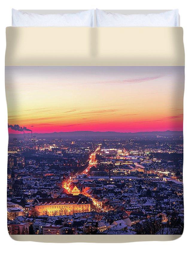 City Lights Duvet Covers