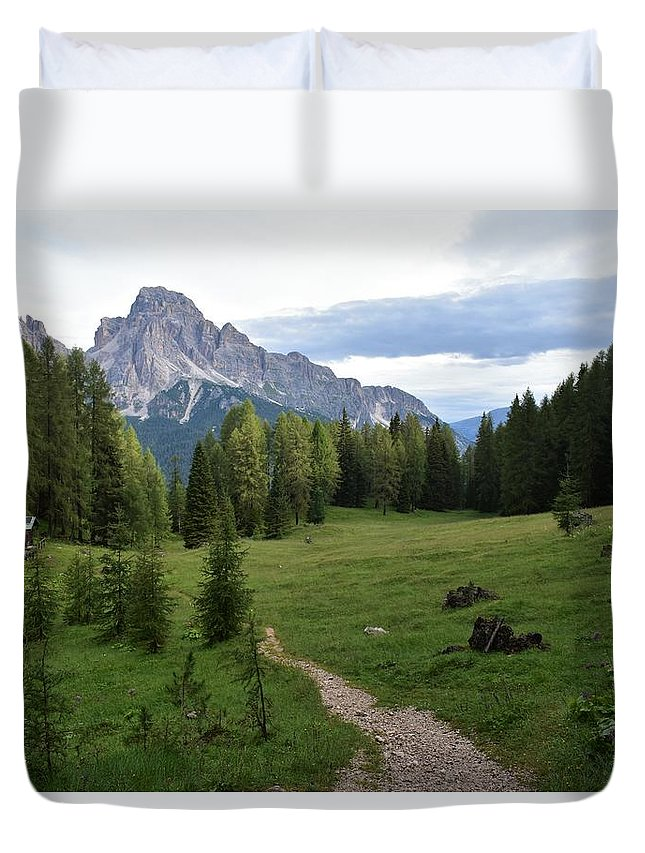 Mountain Hiking Duvet Covers