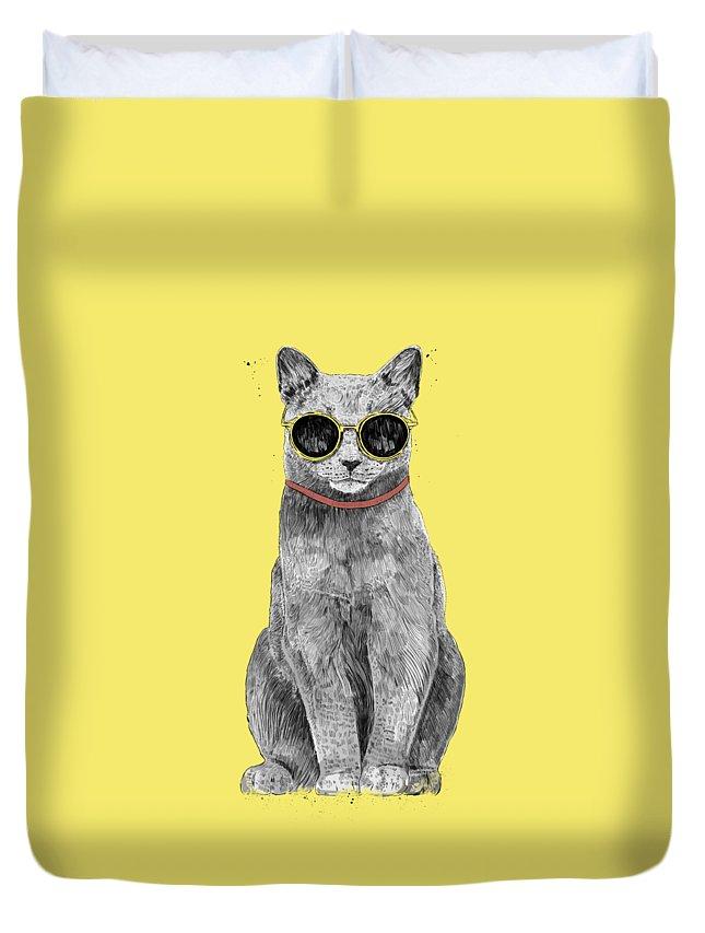 Cool Kitten Duvet Covers
