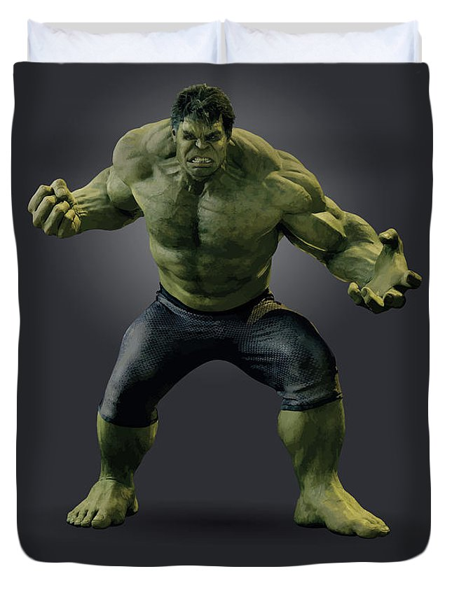 Incredible Hulk Duvet Covers