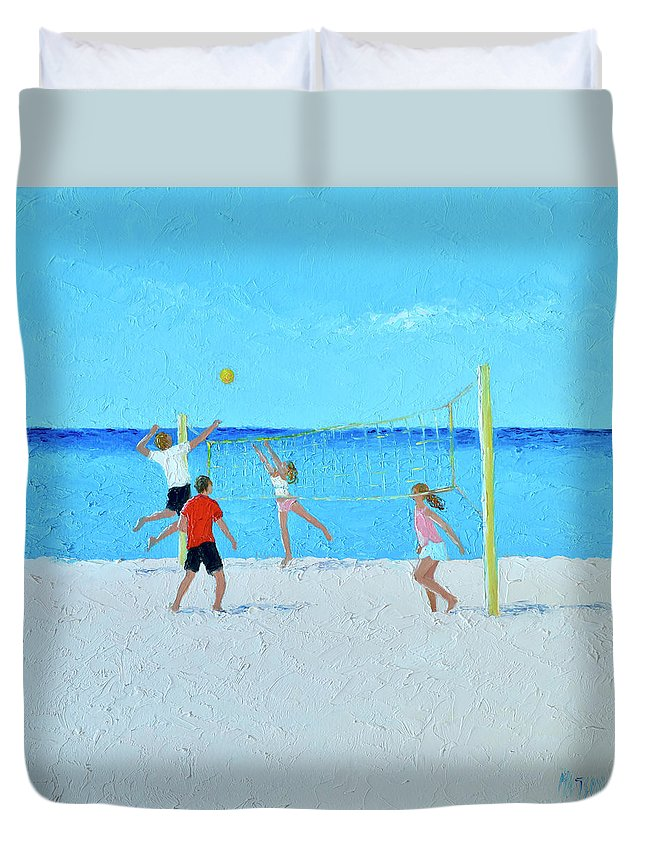 Volleyball Duvet Covers