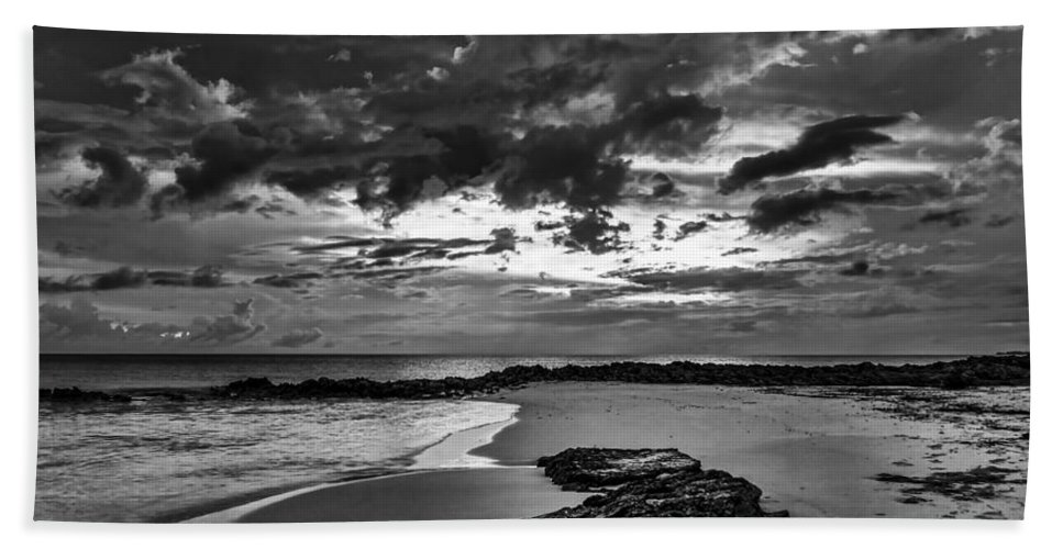 Beach Bath Sheet featuring the photograph Beach 21 by Ingrid Smith-Johnsen