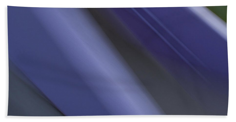 Motion Blur Bath Sheet featuring the photograph Blur City by Dayne Reast