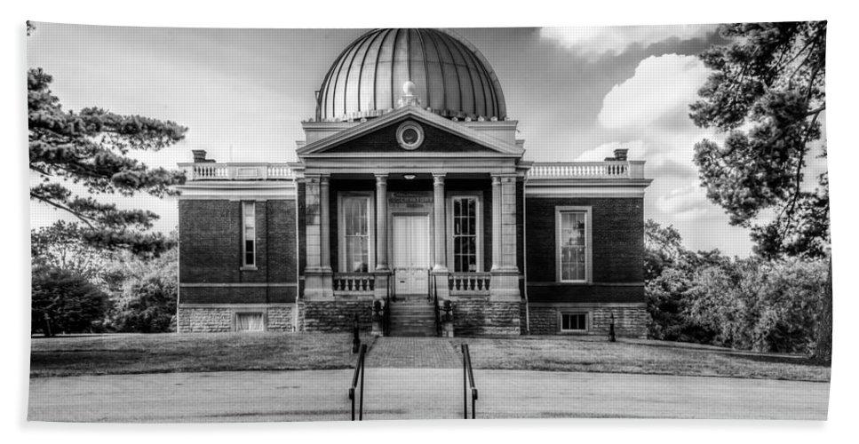 Cincinnati Observatory Bath Sheet featuring the photograph Cincinnati Observatory by Keith Allen