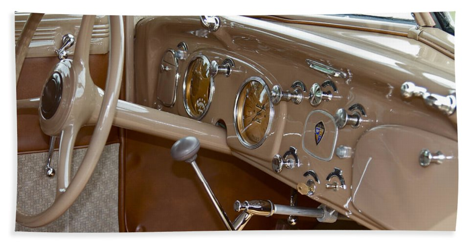 Antique Hand Towel featuring the photograph Desoto by Jack R Perry