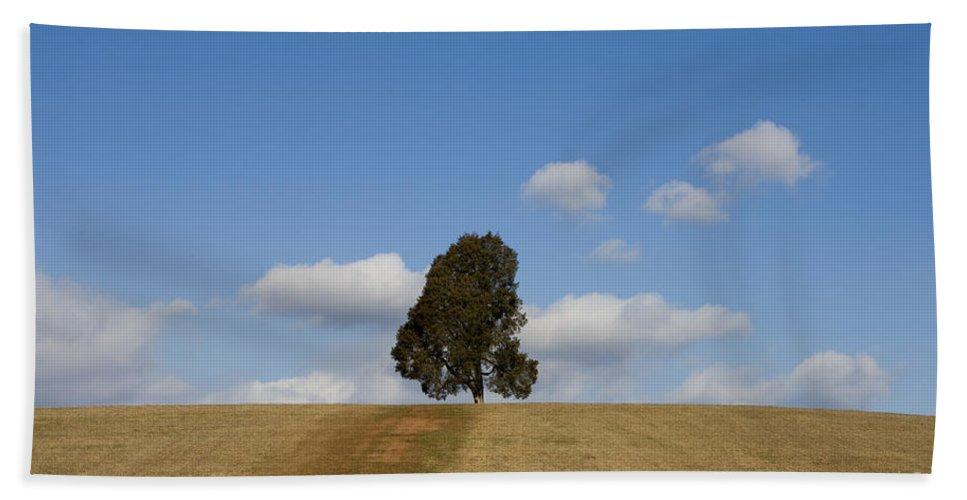 Travel Hand Towel featuring the photograph Manassas National Battlefield Park by Jason O Watson