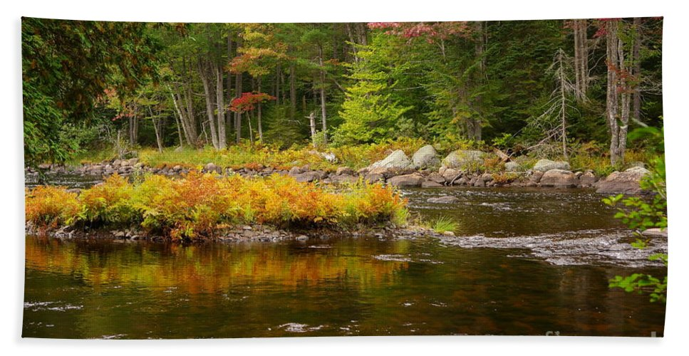 Lakes Hand Towel featuring the photograph Relax by Jeffery L Bowers
