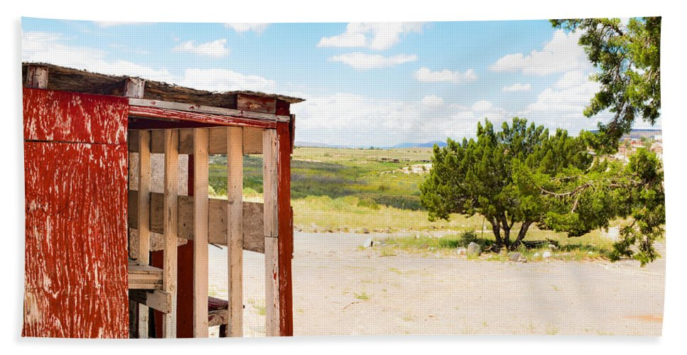 Southwest Hand Towel featuring the photograph Sales Are Down by Jamie Heeke