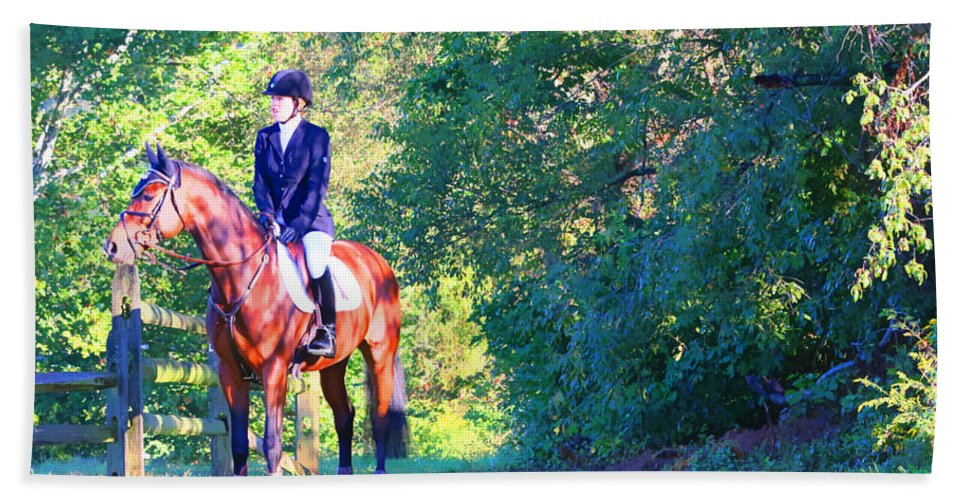 Horse Bath Sheet featuring the photograph Wait by Alice Gipson
