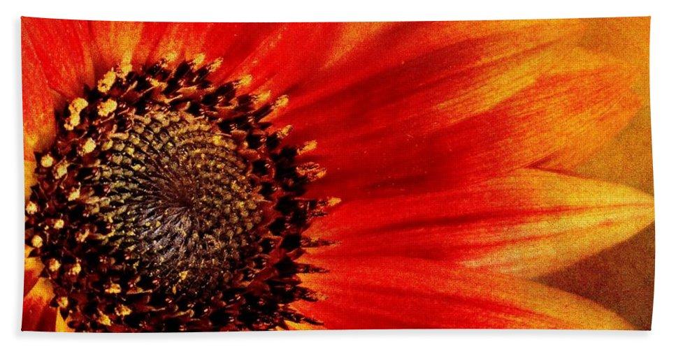 Flower Bath Sheet featuring the photograph Still Life by Heike Hultsch