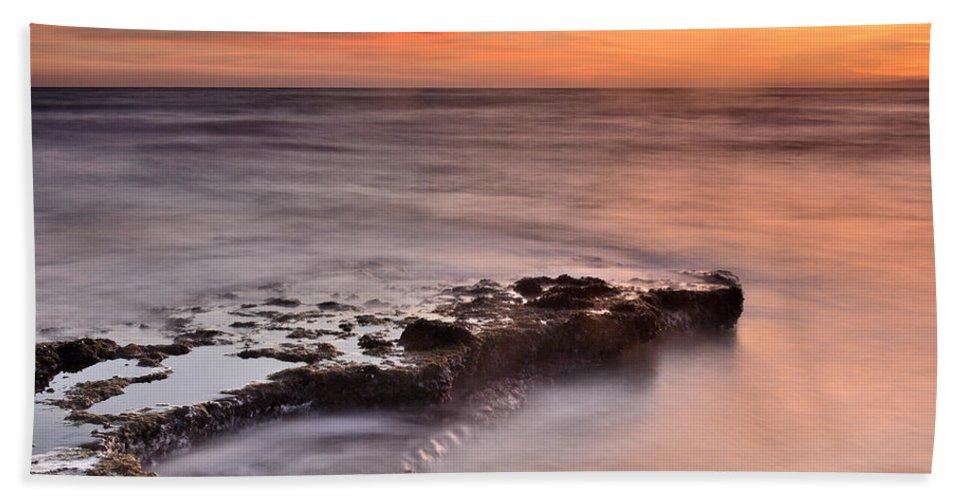 Horizontal Bath Sheet featuring the photograph Marbella by Guido Montanes Castillo
