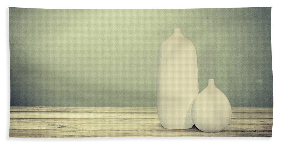 Still Life Bath Sheet featuring the photograph Still Life by Heike Hultsch