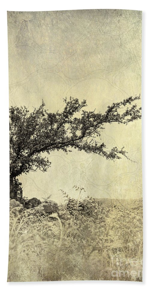 Art Hand Towel featuring the digital art Tree by Svetlana Sewell