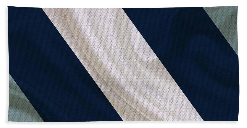 Cowboys Hand Towel featuring the photograph Dallas Cowboys by Joe Hamilton