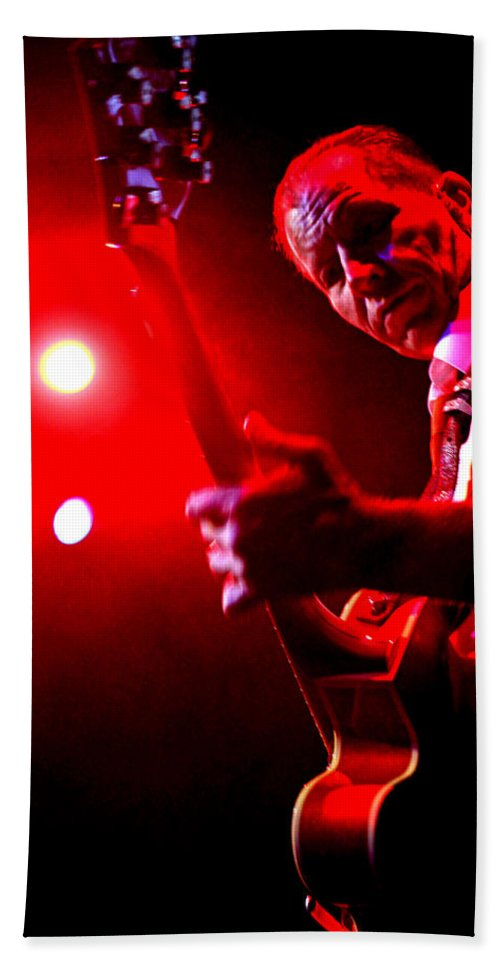 The Reverend Horton Heat Bath Sheet featuring the photograph Untitled by Chiara Corsaro
