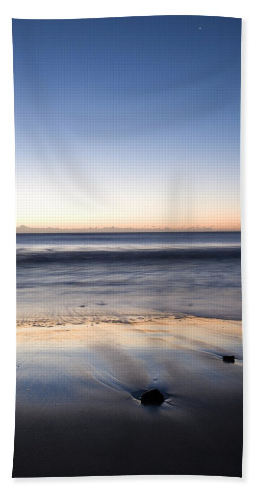 Dawn Bath Sheet featuring the photograph Irish Dawn by Ian Middleton