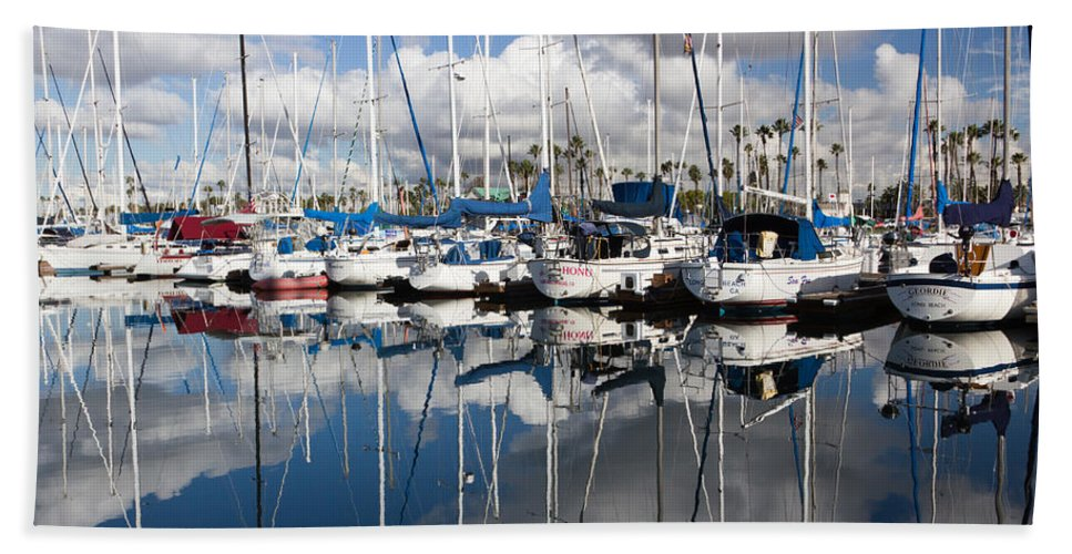 Amazing Bath Sheet featuring the photograph A Beautiful Morning by Heidi Smith