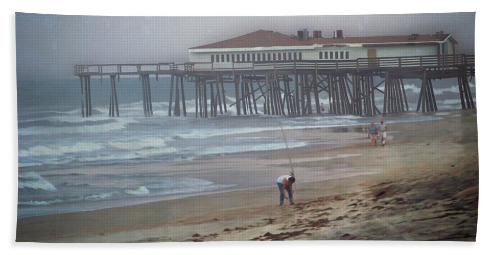 Fine Art Hand Towel featuring the photograph After the Hurricane by Patricia Griffin Brett