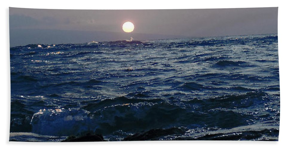 Photography Hand Towel featuring the photograph Almost White by Marcello Cicchini