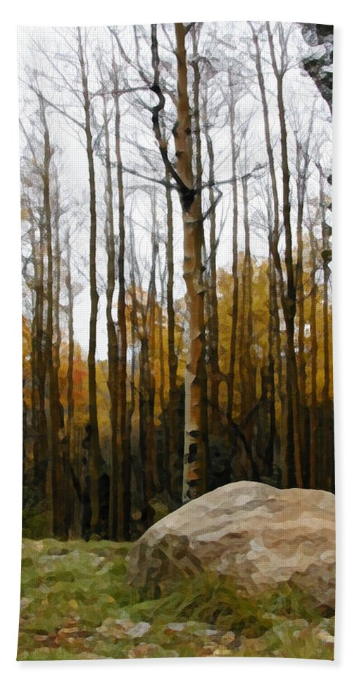 Trees Hand Towel featuring the photograph Amazing Love by Jeanne A Martin