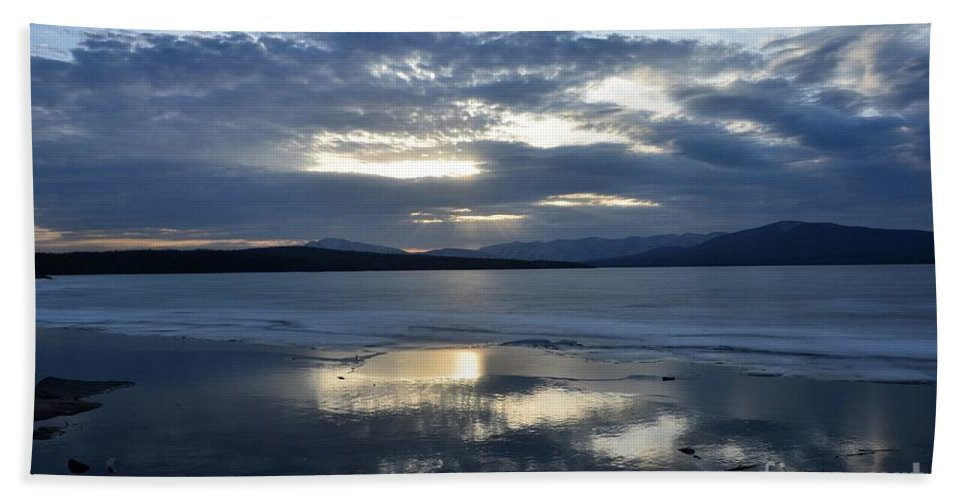 Water Bath Sheet featuring the photograph Ashokan Reservoir 10 by Cassie Marie Photography