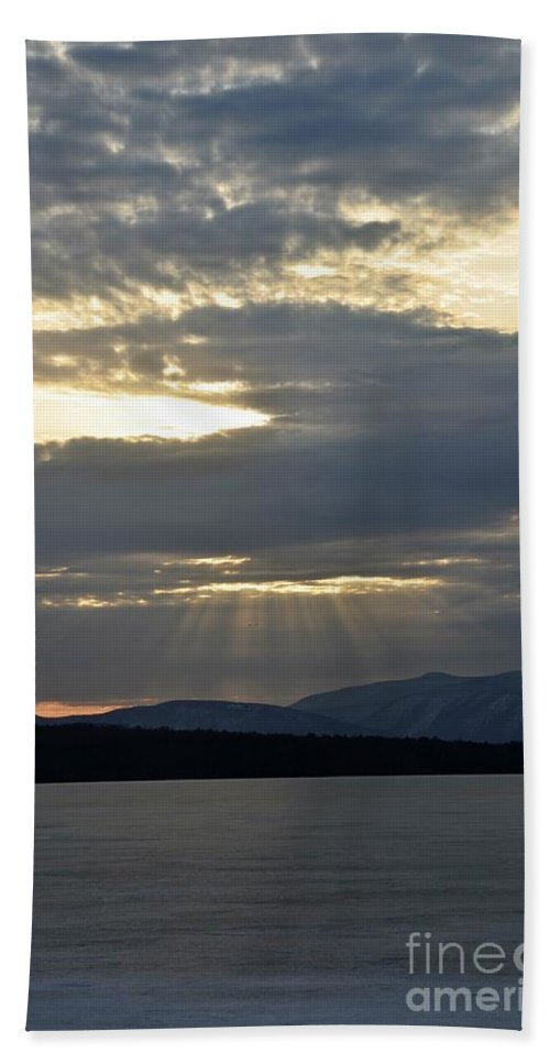 Water Bath Sheet featuring the photograph Ashokan Reservoir 13 by Cassie Marie Photography