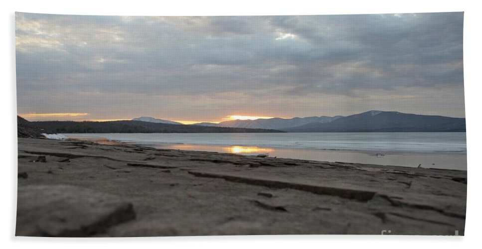 Water Hand Towel featuring the photograph Ashokan Reservoir 32 by Cassie Marie Photography