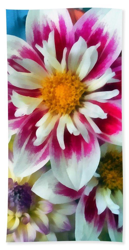 Autumn Bath Sheet featuring the photograph Autumn Bouquet by Michelle Calkins