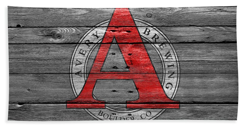 Avery Brewing Hand Towel featuring the photograph Avery Brewing by Joe Hamilton