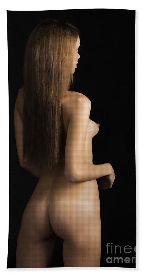 Back nude girl