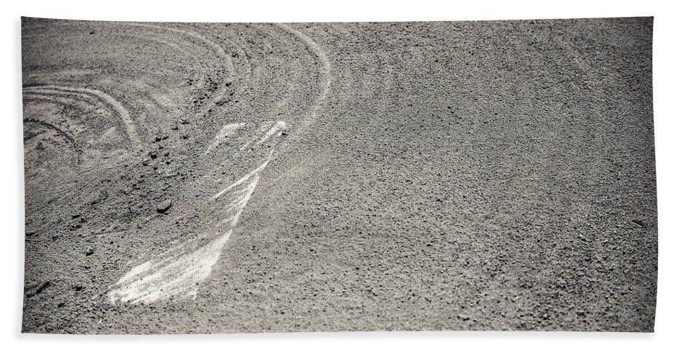 Cal Ripkin Hand Towel featuring the photograph Baseball Field 15 by YoPedro