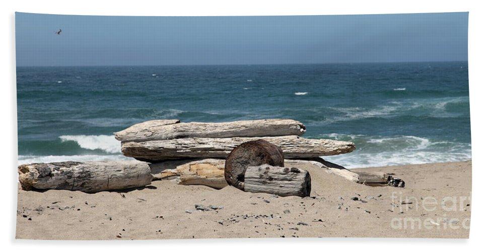 California Bath Sheet featuring the photograph Beachy by Amanda Barcon