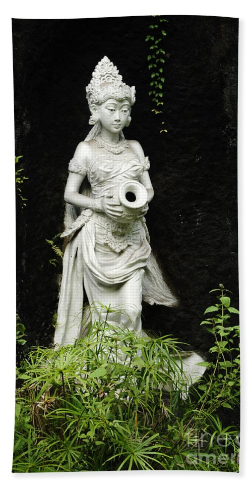 Bali Bath Sheet featuring the photograph Beauty Of Bali Indonesia 2 by Bob Christopher