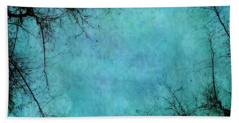 Branches Bath Sheet featuring the photograph Branches by Priska Wettstein