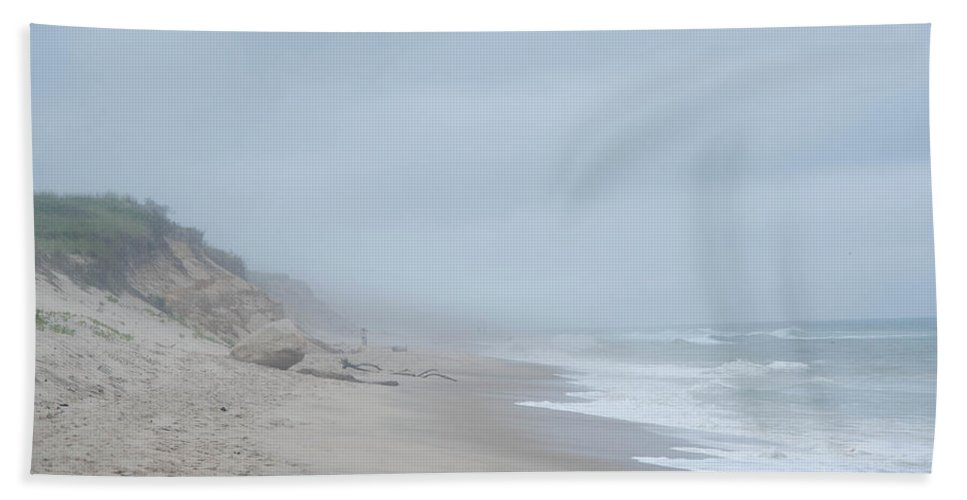 Beach Bath Sheet featuring the photograph Cape Cod Coast by Zina Zinchik