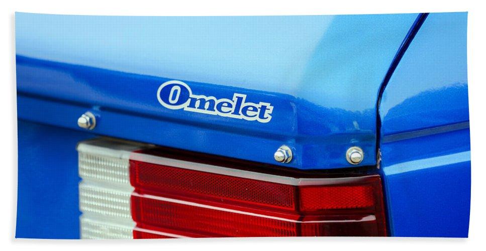 Dodge Omni Bath Sheet featuring the photograph Car Show 035 by Josh Bryant