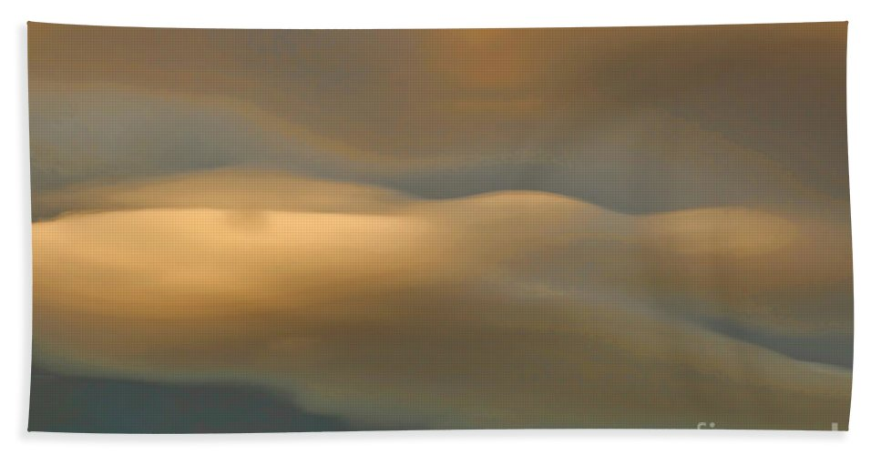 Colorado Clouds Hand Towel featuring the photograph CC2 by Jon Burch Photography