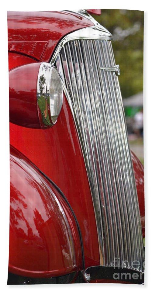 Bath Sheet featuring the photograph Chevrolet Pickup by Dean Ferreira