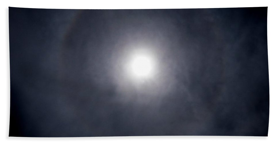 Color Bath Sheet featuring the photograph Circle Around The Sun by Amar Sheow