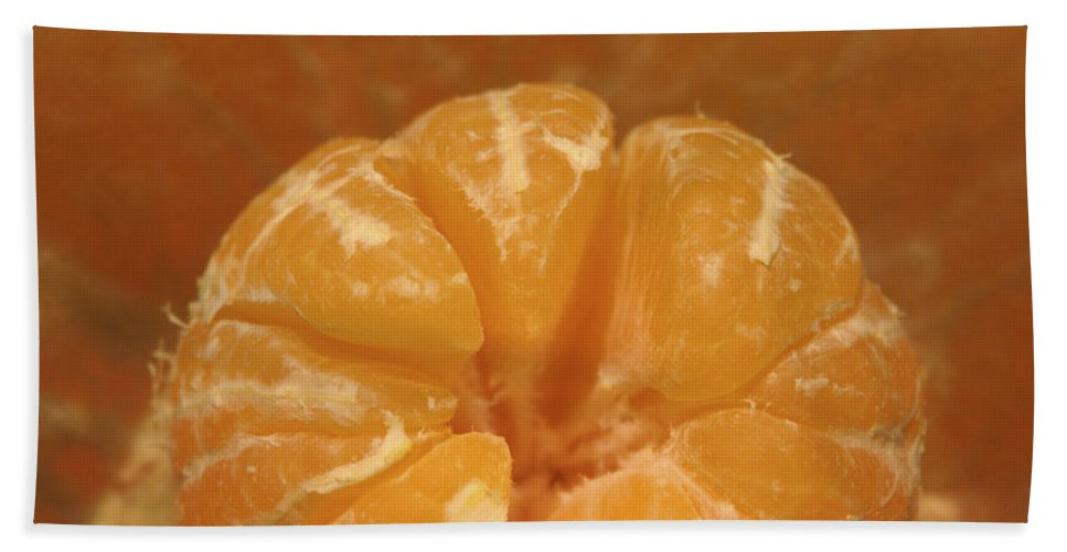 Fruit Hand Towel featuring the photograph Citrus Bowl by Joseph Hedaya