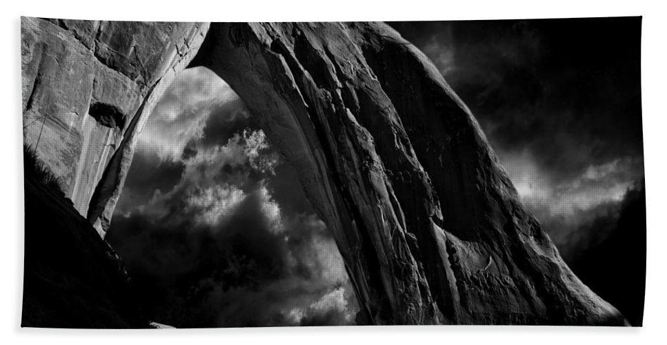Atmosphere Bath Sheet featuring the photograph Cloud 127 by Ingrid Smith-Johnsen