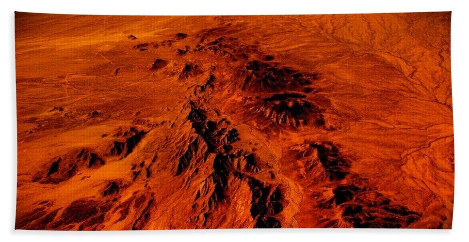 Arizona Prints Bath Sheet featuring the photograph Desert Of Arizona by Monique's Fine Art