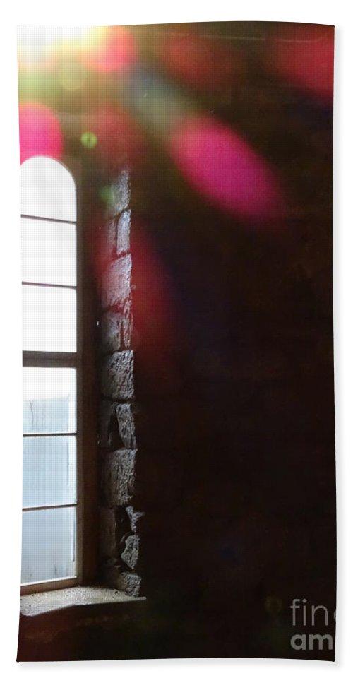 Eastern State Penitentiary Hand Towel featuring the photograph Eastern State Penitentiary 9 by Heather Jane