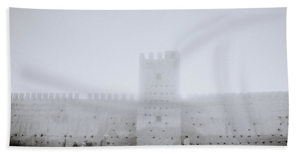 Serenity Hand Towel featuring the photograph Lightness Of Being by Shaun Higson