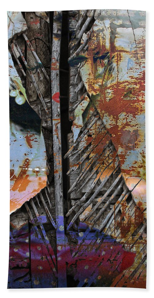 Geisha Hand Towel featuring the photograph Gash Of Geisha by The Artist Project