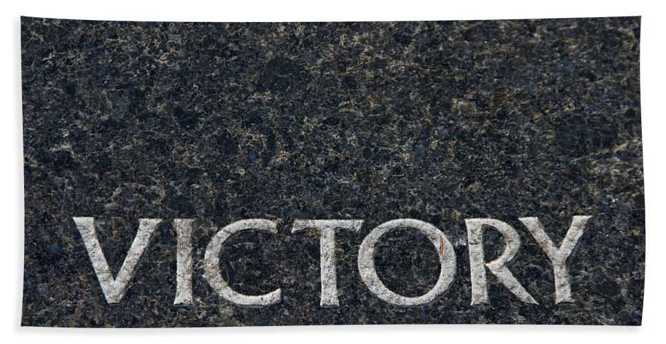 Victory Bath Sheet featuring the photograph Human Rights Victory by Donna Haggerty