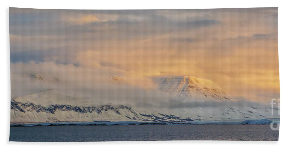Iceland Hand Towel featuring the photograph Icelandic Sunshine by Pat Lucas