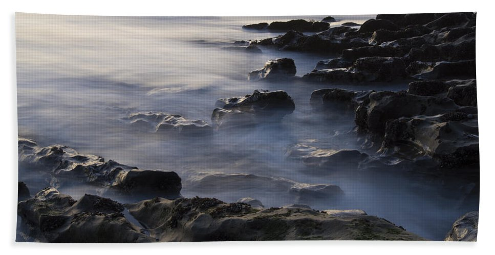 Beach Bath Sheet featuring the photograph In The Fading Light by Alex Lapidus