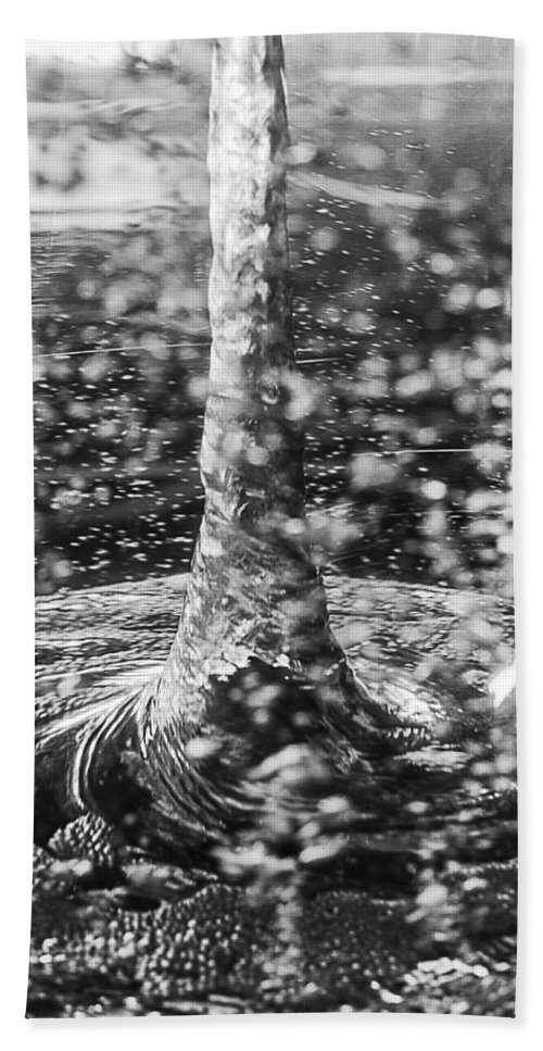 Tornado Bath Sheet featuring the photograph Is It Possible by Scott Campbell
