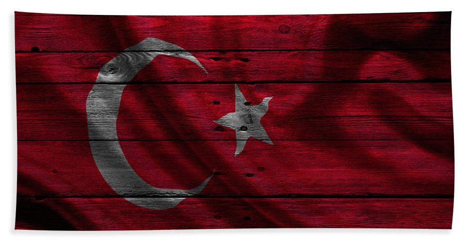 Istanbul Bath Sheet featuring the photograph Istanbul by Joe Hamilton